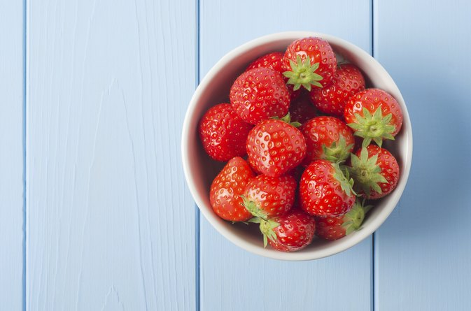 Symptoms of Strawberry Allergies