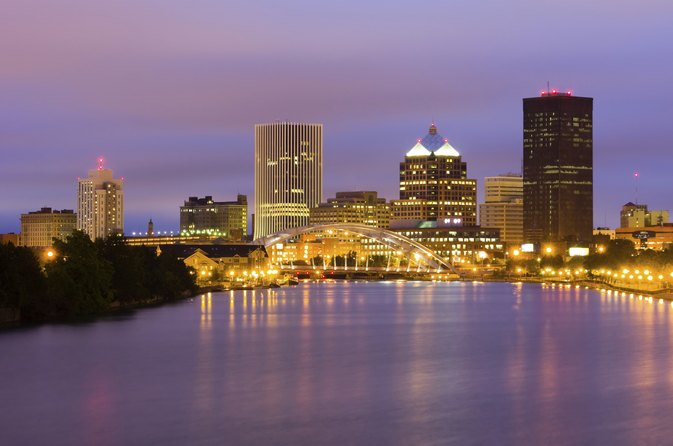 Nightlife in Rochester, New York