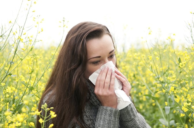Are There Allergies That Make You Fat?