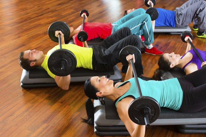 How Many Calories Are Burned During 30 Minutes of Weight Lifting?