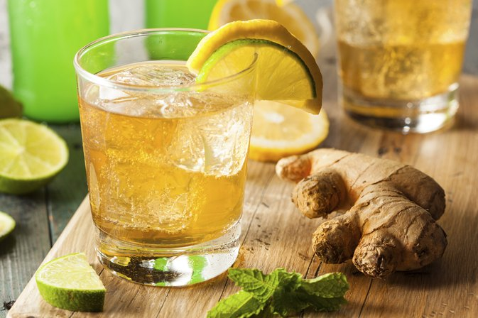 Does Ginger Ale Calm an Upset Stomach?