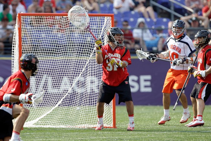 How to Calculate Save Ratios for a Goalie in Lacrosse