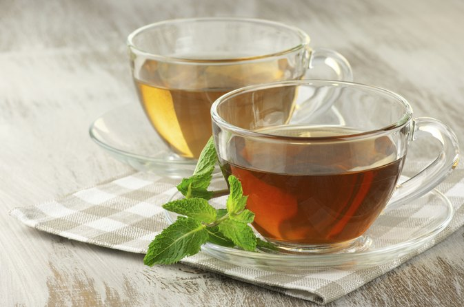 All Natural Teas That Flatten the Stomach
