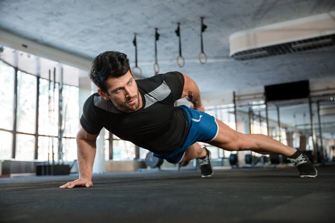 Can You Be Buff From Just Doing Push-Ups and Pull-Ups?