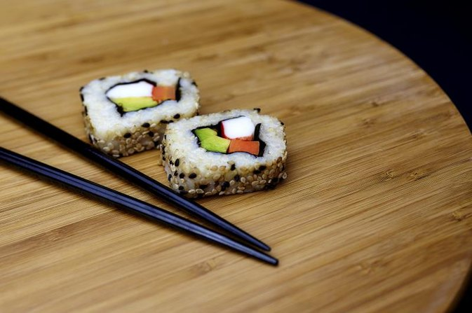 Nutrition Information For Brown Rice Sushi