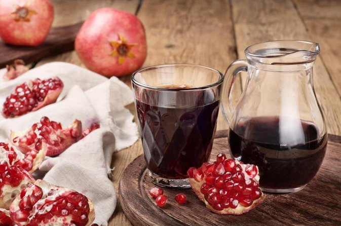 Is Pomegranate Juice as Good for a Person's Kidneys as Cranberry Juice?