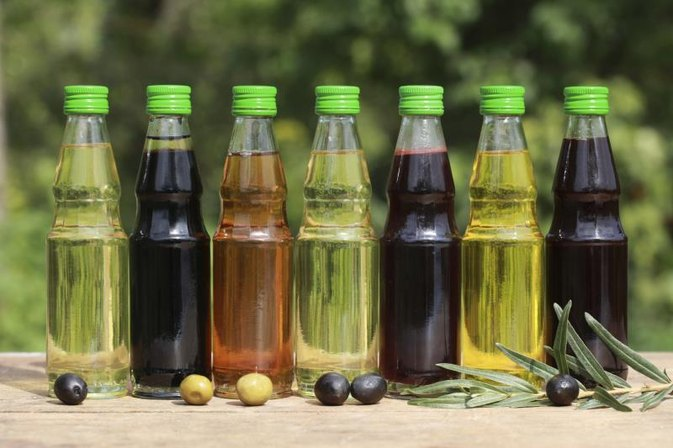 Mustard Oil & Canola Oil