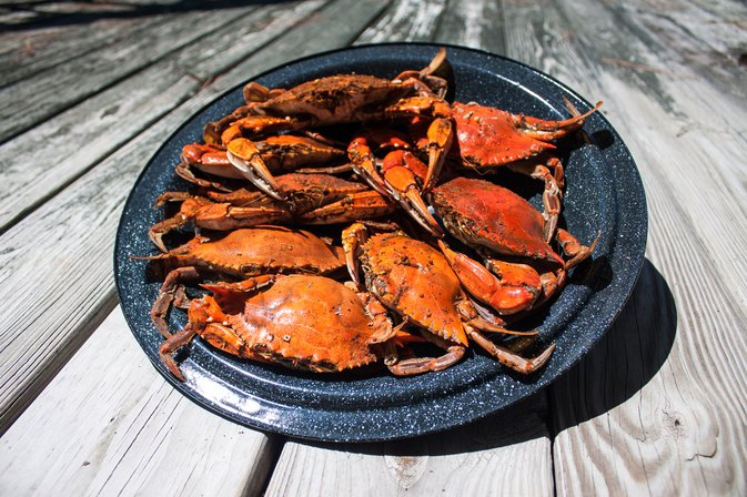 Information on Blue Crab Fishing in Louisiana