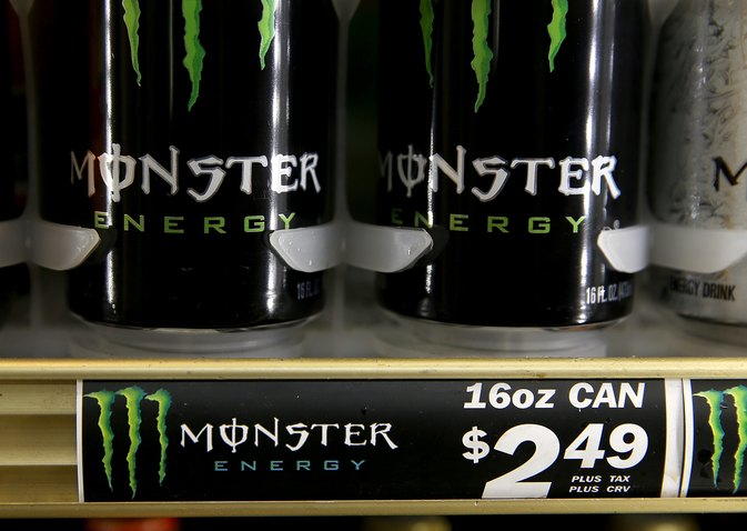 How Many Calories are in a Monster Energy Drink?