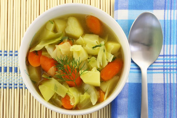 What to Eat After Taking the Cabbage Soup Diet