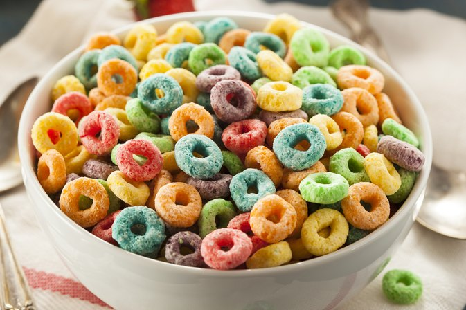 The Chemical in Breakfast Cereal That Could Be Making You Fat