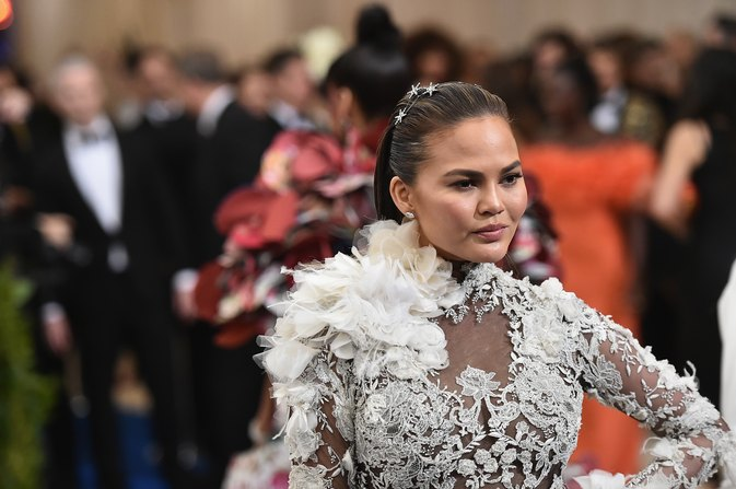 How Chrissy Teigen Knew She Was Drinking Too Much