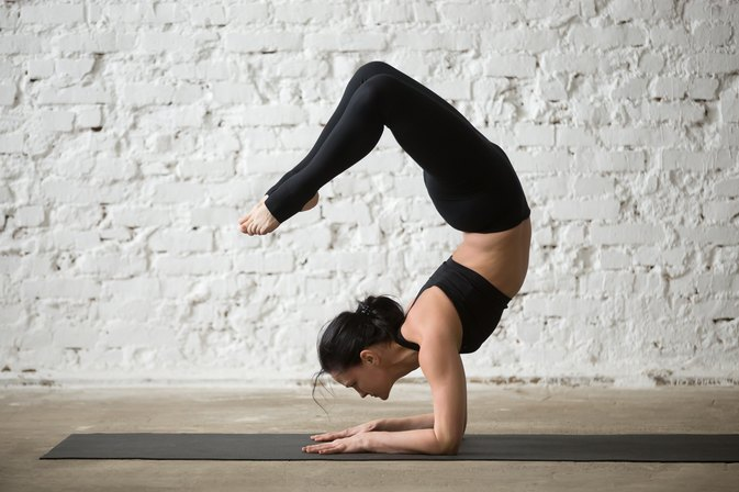 Is Yoga the Secret to Clear, Healthy Skin?