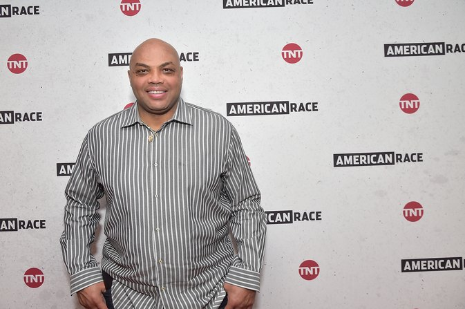 Is Charles Barkley Fat-Shaming Himself?