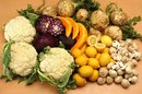The Glycemic Index Table of Fruits & Vegetables