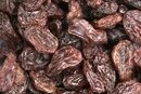 The Nutritional Value and Glycemic Index of Dried Fruit
