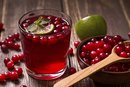 Body Detox With Cranberry Water