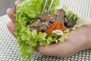 How Many Calories Are in Lettuce Wraps?