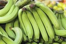 Health Benefits of Green Bananas