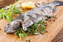 How to Cook a Whole Rainbow Trout