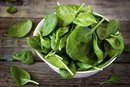 List of Protein-Rich Leafy Vegetables