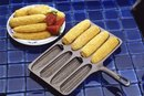 How to Bake Cornbread in a Cast-Iron Mold