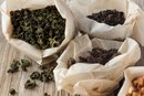 The Antioxidant Levels in Black, Green & White Tea