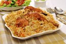 How to Cook Rice for Biryani