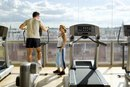 What Muscles Does an Elliptical Trainer Work?
