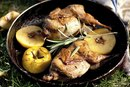 How to Cook Quail in the Oven