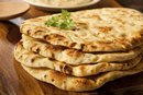 Nutrition Information for Naan Bread