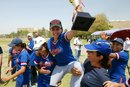 Rules on International Tiebreakers in Women's Fastpitch Softball