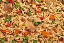 The Nutrition Values for Chinese Chicken Fried Rice