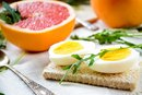 Grapefruit & Boiled Egg Diet