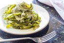Calories in Spinach Pasta