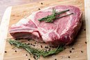 How to Broil Delmonico Steaks