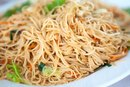Nutrition Information for Pan Fried Noodles