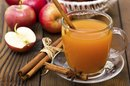 What Are the Health Benefits of Raw Fruit Juice Cider?