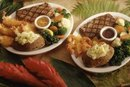Outback Steakhouse Nutrition Guide