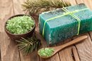 Pine Tar Soap for Acne