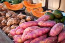 Nutrition Information of Jewel Yams