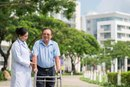 How to Walk After a Hip Replacement