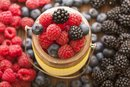 Health Benefits of Strawberries, Blueberries & Blackberries
