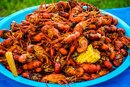 how to prepare pre cooked crawfish