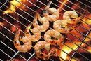 How to Grill Pre-Cooked Shrimp and Vegetables