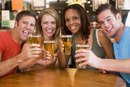 How Does Drinking Beer Affect an Overload of Iron?