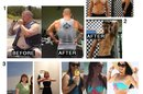 LIVESTRONG Members' Inspiring Transformation Stories and BEFORE and AFTER Photos
