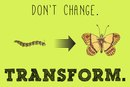 Forget Change: What You Need Is a Transformation