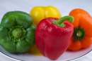 How to Cook Sliced Bell Peppers in the Oven