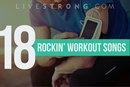 18 Rockin' Workout Songs